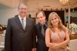 Sizenando da Silva Campos Júnior, Waldemar e Mara Sandra