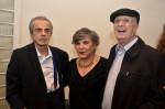 Dr. Nabyh, Marlene Salum e Dr. Luiz Rassi