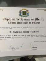 Diploma de Honra ao Mérito