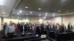 Auditório com mais de 100 especialistas