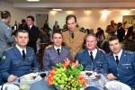 Coronel Bombeiro Werneck, Major Bombeiro Couri, Tenente Coronel Bombeiro Orcelo e Major Bombeiro Rafael
